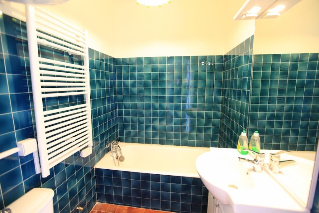 Location studio avec vue sur parc balaruc les bains - Exemple salle de bain 4m2 ...